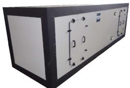 Компания VENTANIA достигла высшего сертификационного уровня Eurovent благодаря новой линейке агрегатных вентиляционных установок AZSE.